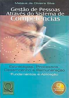 Livro Gestão de Pessoas Através do Sistema de Competências